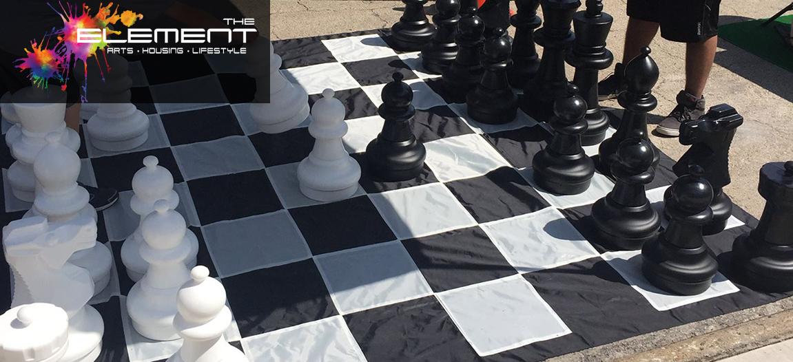 Chess Parklet
